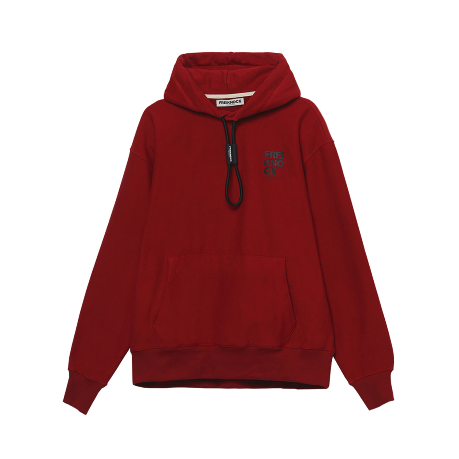 [50% OFF]STOPPER HOODIE(RED)